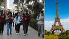 Jóvenes peruanos podrán vivir y trabajar en Francia por un año