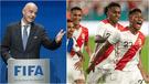 Selección peruana sería parte de un torneo nunca antes visto creado por la FIFA