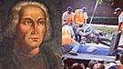 """Estados Unidos: retiran estatua de Cristóbal Colón por """"genocida"""" [VIDEO]"""