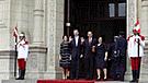 Martín Vizcarra entregó condecoración a rey Felipe VI de España [VIDEO]