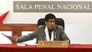 Declaran infundada recusación contra juez Richard Concepción