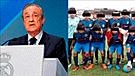 Real Madrid lamentó fallecimiento de equipo sub 14 en accidente de tránsito [FOTO]
