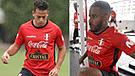 ¡La nueva dupla! Benavente y Farfán comandarían el ataque ante Ecuador
