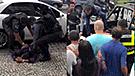 """Brasil: policía mató a delincuente y lo aplauden al grito de """"viva Bolsonaro"""""""