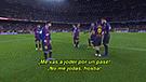 Luis Suárez y Gerard Piqué discutieron acaloradamente tras caída del Barcelona [VIDEO]