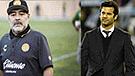 """Maradona:""""No creo que Santiago Solari dure mucho en el Real Madrid""""[VIDEO]"""