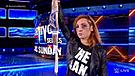 Becky Lynch no luchará ante Ronda Rousey en Survivor Series por lesión[VIDEO]