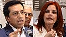 "Violeta: Mercedes Aráoz quería ""exculpar"" a Alan García del caso Lava Jato"