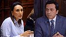 Violeta revela cuál fue la grosería que le dijo a Donayre [VIDEO]