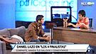 Acusan a Daniel Lazo de ir pasado de copas a entrevista con Patricia Salinas [VIDEO]