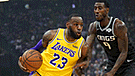 NBA | Lakers vs Blazers HOY EN VIVO ONLINE: LeBron James comanda el ataque californiano