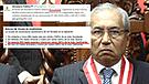 MP afirma que Chávarry alcanzó nota para ser ratificado, pero ley lo contradice