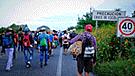 Más de 7 mil hondureños abandonaron la caravana migrante y retornaron a su país