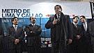 Fiscal Domingo Pérez interroga hoy a Alan García por Lava Jato