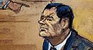 Insólita comparación que grafica la cantidad de cocaína traficada por el 'Chapo' a EEUU