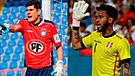 Llegó a Boca en lugar de Gallese para la Libertadores, pero lo marginaron