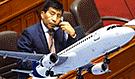 Mamani fue bajado de avión por realizar tocamientos indebidos, según aerolínea