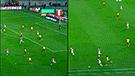 Perú vs Ecuador: Luis Advíncula hizo gala de su velocidad con gran recuperación [VIDEO]