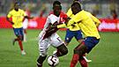 ¡A levantarse! Perú cayó derrotado 0-2 frente a Ecuador en partido amistoso [RESUMEN]