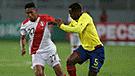 Perú no pudo ante Ecuador y cayó 2-0 en amistoso internacional en Fecha FIFA [RESUMEN]