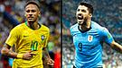 Brasil vs Uruguay: HOY en el Emirates Stadium por Fecha FIFA 2018 | EN VIVO