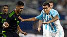 Argentina vs México ONLINE: 'albicelestes' ganan 1-0 en amistoso por Fecha FIFA   EN VIVO