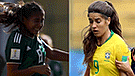 México vs Brasil EN VIVO: 0-0 en partidazo por el Mundial Femenino Sub 17
