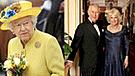 La reina Isabel habló por primera vez de Camila tras polémica relación extramarital con Carlos