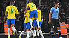 Brasil venció 1-0 a Uruguay en el Emirates Stadium por Fecha FIFA [RESUMEN]