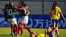 México derrotó 1-0 a Brasil en el Mundial Femenino Sub 17 [RESUMEN]