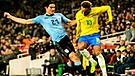 Neymar y Cavani generan polémica luego de esta jugada en el Brasil vs Uruguay [VIDEO]