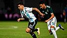 Argentina 1-0 México VER EN VIVO: amistoso Fecha FIFA 2018