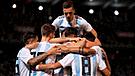 Argentina venció 2-0 a México en amistoso Fecha FIFA 2018 [RESUMEN]
