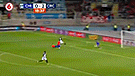 Chile vs Costa Rica: Ronald Matarrita puso el 3-0 al superar a dos rivales [VIDEO]