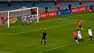 Chile vs Costa Rica: Alexis Sánchez queda en ridículo tras penal mal ejecutado [VIDEO]