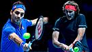 Roger Federer fue eliminado en semifinales del Masters de Londres [VIDEO]