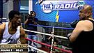 Facebook: Julio César Uribe y Péter Arévalo enfrentados en candente pelea de box