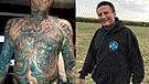 Pagó 70 mil dólares para que le quiten la piel tatuada a su esposo muerto