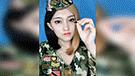 YouTube viral: bella militar asiática se quita el maquillaje y su rostro sorprende a miles [VIDEO]