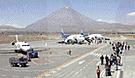 Escolares de Cusco se quedan varados en aeropuerto de Arequipa porque vuelo no tenía tripulación