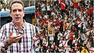 "Eddie Fleischman llamó ""mediocres"" e ""ingratos"" a hinchas de la selección peruana"