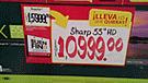 Pelean para comprar televisores baratos pero había un error en el precio [VIDEO]