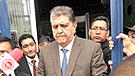 Alan García: Poder Judicial dicta impedimento de salida del país en su contra