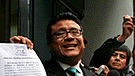 "Abogado de Alan criticó ""actitud"" del Fiscalía tras impedimento de salida"
