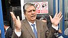 """Alan sobre impedimento de salida: """"Hacen esta triquiñuela para ganar sitio político"""""""