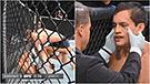 UFC Argentina: el terrible golpe de KO que provocó la derrota de Humberto Bandenay