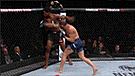 UFC Argentina: Santiago Ponzinibbio consigue un brutal KO y reta al campeón del mundo [VIDEO]