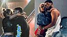Karol G y Anuel AA se dan apasionado beso durante show y fans gritan de emoción [VIDEO]