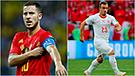 Bélgica vs Suiza EN VIVO ONLINE: juegan HOY por la UEFA Nations League [Alineaciones confirmadas]