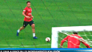Perú vs Costa Rica: Benavente se lució en la práctica con un golazo [VIDEO]
